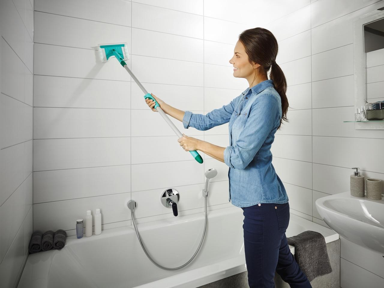 Как привести в порядок плитку в ванной